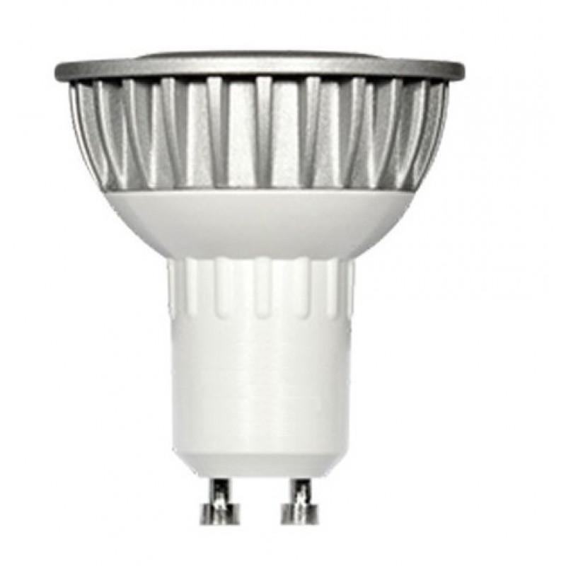 Sharp LED GU10 COB Lámpara 8W 55º R35cj4ALq